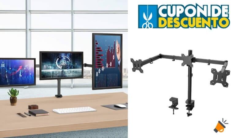 oferta HUANUO Soporte de Monitor barato SuperChollos