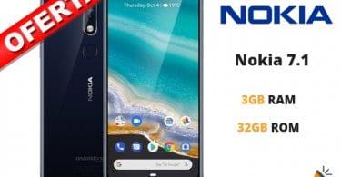 oferta Nokia 7.1 barato SuperChollos