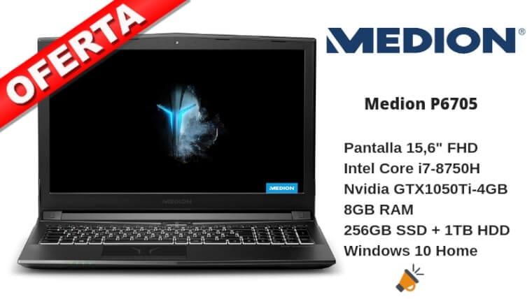 Medion P6705 SuperChollos