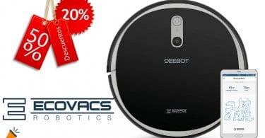 oferta ECOVACS DEEBOT 715 Robot Aspirador barato SuperChollos