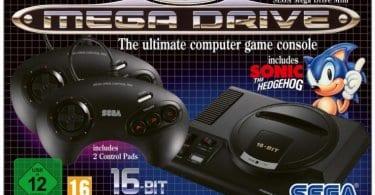 OFERTA Sega Mega Drive Mini BARATA SuperChollos