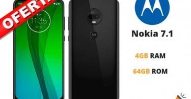 Motorola Moto G7 barato SuperChollos