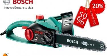 oferta Bosch AKE 35 Motosierra ele%CC%81ctrica barata SuperChollos
