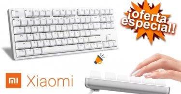 oferta Teclado meca%CC%81nico Xiaomi Yuemi MK01 barato SuperChollos