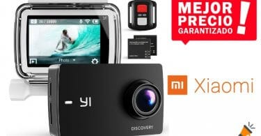 oferta Ca%CC%81mara Xiaomi Yi Discovery barata SuperChollos