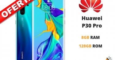 oferta Huawei P30 Pro barato SuperChollos