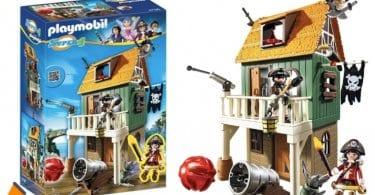 oferta fuerte pirata playmobil barato SuperChollos