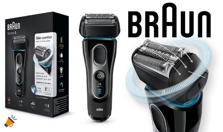 oferta Braun Series 5 5147 afeitadora barata SuperChollos