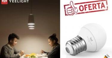 oferta Bombilla LED Xiaomi Yeelight barata SuperChollos