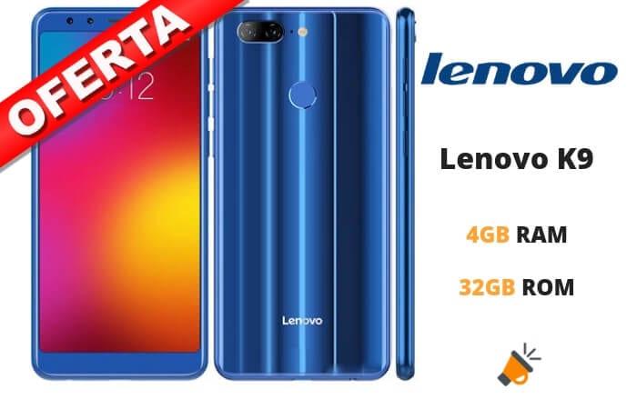 oferta Lenovo K9 barato SuperChollos