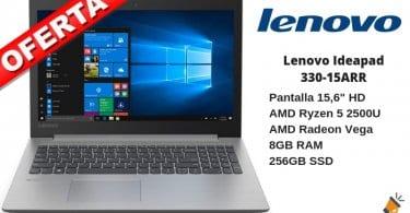 oferta Lenovo Ideapad 330 15ARR barato SuperChollos