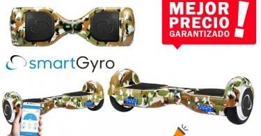oferta SmartGyro X2 Raptor barato SuperChollos