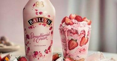 OFERTA Baileys Strawberry Cream BARATO SuperChollos