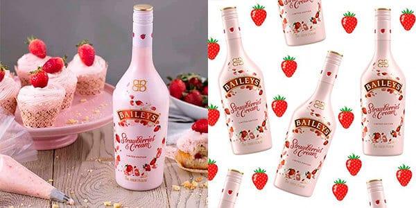 Baileys Strawberry Cream barato SuperChollos