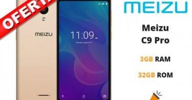 oferta Meizu C9 Pro barato SuperChollos