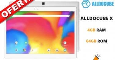 OFERTA ALLDOCUBE X Tablet BARATA SuperChollos