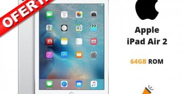OFERTA Apple iPad Air 2 BARATO SuperChollos
