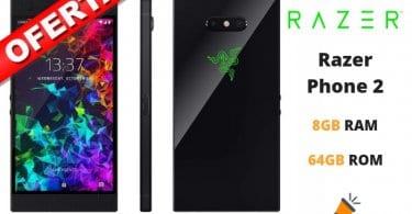 OFERTA Razer Phone 2 BARATO SuperChollos
