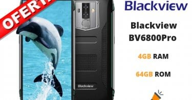 oferta Blackview BV6800Pro barato SuperChollos