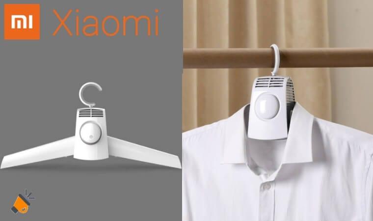 oferta Percha secadora Xiaomi Mijia barata SuperChollos