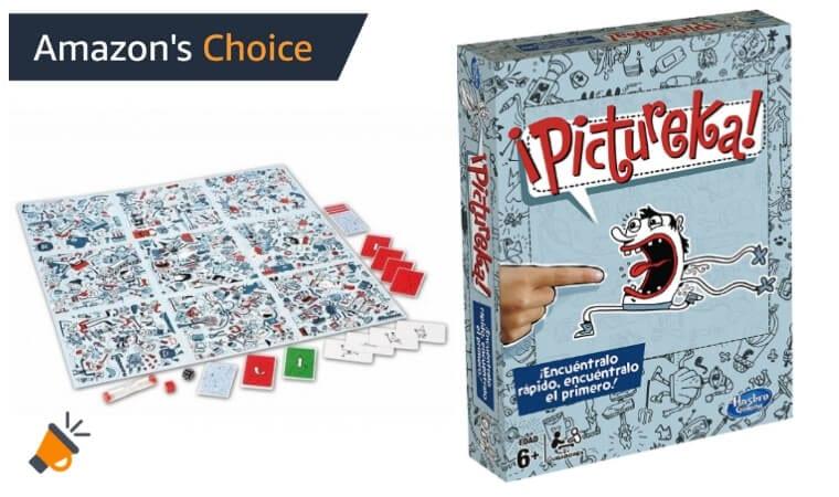 oferta juego de mesa Pictureka barato SuperChollos