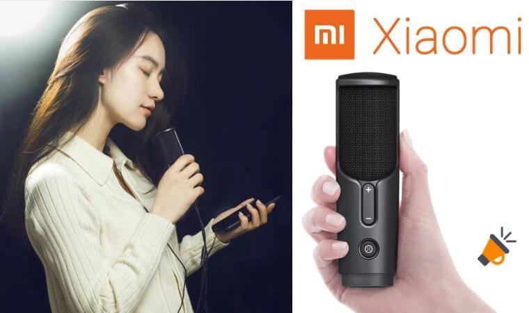 oferta Micro%CC%81fono digital Xiaomi Junlin barato SuperChollos