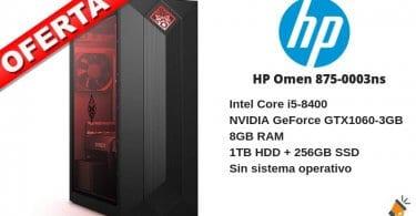 OFERTA HP Omen 875 0003ns BARATO SuperChollos