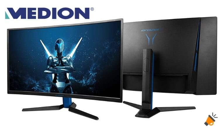 oferta Medion Erazer X57425 Monitor gaming barato SuperChollos