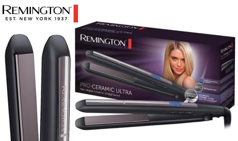 oferta Plancha de pelo Remington Pro Ceramic Ultra barata SuperChollos
