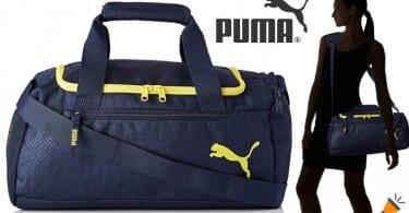 oferta Bolsa de deporte Puma Fundamentals barata SuperChollos