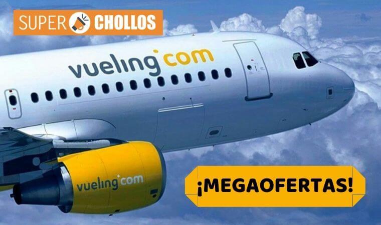 Ofertas Vueling vuelos baratos superchollos SuperChollos
