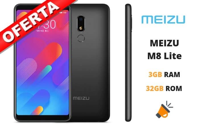 oferta MEIZU M8 Lite barato SuperChollos