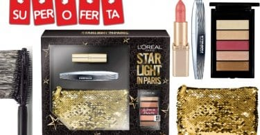oferta Set de regalo Maquillaje L%E2%80%99Ore%CC%81al Star Light barato SuperChollos