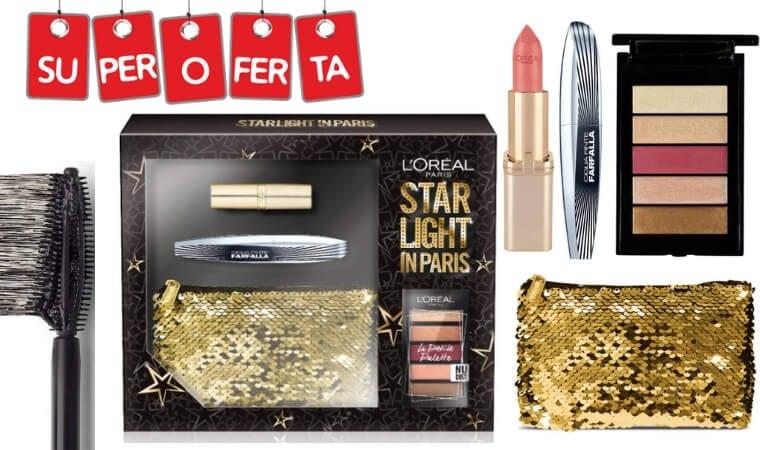 oferta Set de regalo Maquillaje L%E2%80%99Ore%CC%81al Star Light barato SuperChollos