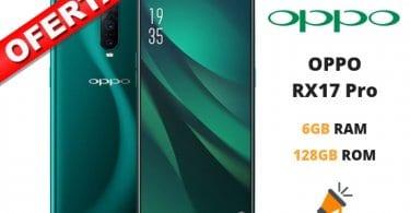 oferta OPPO RX17 Pro barato SuperChollos