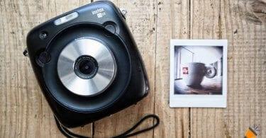 oferta Fujifilm Instax Square SQ10 barata SuperChollos