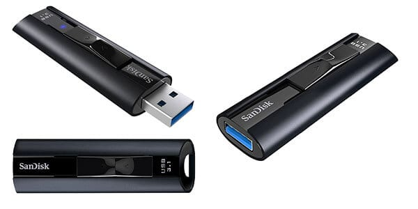 Memoria USB 3.1 SanDisk Extreme PRO barata SuperChollos