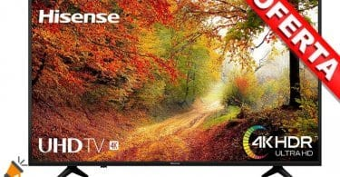 OFERTA Smart TV Hisense H50A6140 BARATA SuperChollos