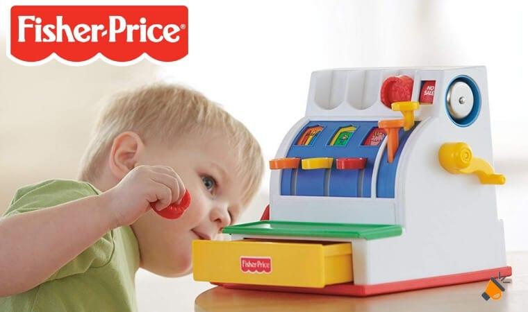 oferta Fisher Price Caja Registradora barata SuperChollos