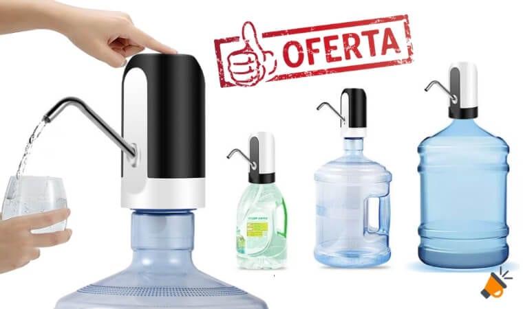oferta Dispensador de agua electro%CC%81nico barato SuperChollos
