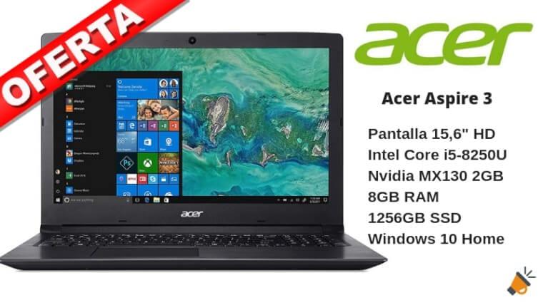 oferta Acer Aspire 3 barato SuperChollos