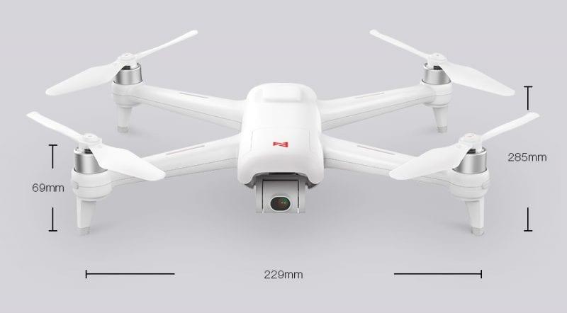 Dron Xiaomi FIMI A3 barato SuperChollos