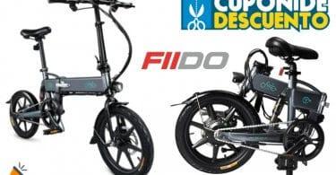 oferta FIIDO D2 bicicleta electrica barata SuperChollos