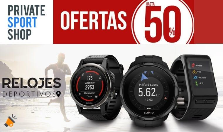oferta Hasta 50 en Relojes Deportivos baratos SuperChollos