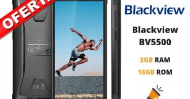oferta Blackview BV5500 barato SuperChollos