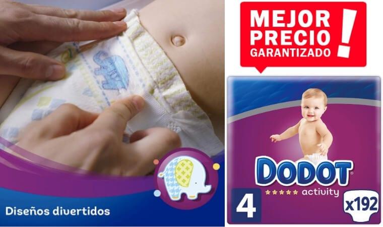 pañales dodot sensitive talla 1 ofertas