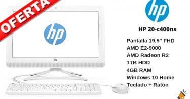 oferta HP 20 c400ns barato SuperChollos