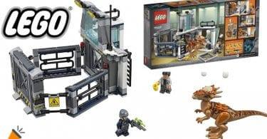 OFERTA Set Fuga del Stygimoloch de LEGO BARATO SuperChollos