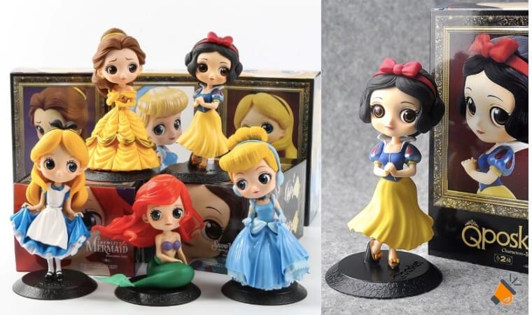OFERTA Figuras de princesas Disney BARATAS SuperChollos