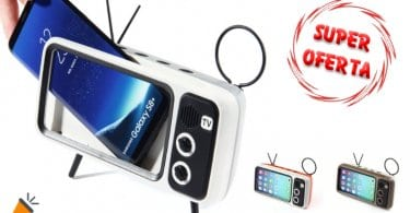 oferta Altavoz Bluetooth para movil barato SuperChollos